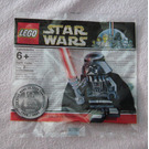 LEGO Chrome Darth Vader 10 Year Anniversary Promotional Polybag Set 4547551 Packaging