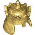 LEGO Chrome Gold Royal Crown (14433 / 15560 / 15599)