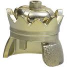 LEGO Chrome Gold Royal Crown (14433 / 15560)