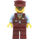 LEGO Chuck Minifigure