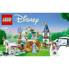 LEGO Cinderella's Carriage Ride Set 41159 Instructions
