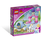 LEGO Cinderella's Carriage Set 6153 Packaging