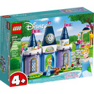 LEGO Cinderella's Castle Celebration Set 43178 Packaging