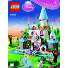 LEGO Cinderella's Castle Romance Set 41055 Instructions