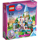 LEGO Cinderella's Castle Romance Set 41055 Packaging