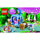 LEGO Cinderella's Dream Carriage Set 41053 Instructions