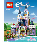 LEGO Cinderella's Dream Castle Set 41154 Instructions