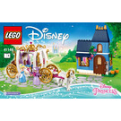 LEGO Cinderella's Enchanted Evening Set 41146 Instructions