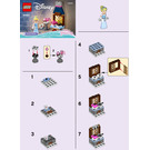 LEGO Cinderella's Kitchen Set 30551 Instructions