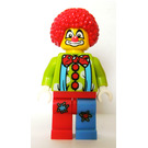 LEGO Circus Clown Minifigure