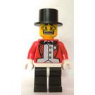 LEGO Circus Ringmaster Minifigure