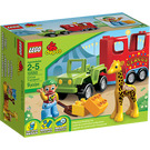 LEGO Circus Transport Set 10550 Packaging