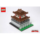 LEGO Cities of Wonders - Taiwan: Chikan House Set COWT-3