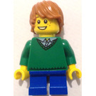 LEGO City Advent Calendar 2015 Boy Minifigure