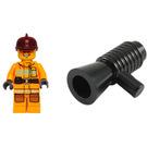 LEGO City Advent Calendar Set 4428-1 Subset Day 1 - Fireman