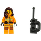 LEGO City Advent Calendar Set 4428-1 Subset Day 12 - Female Firefighter