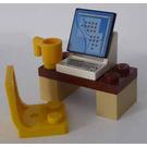 LEGO City Advent Calendar Set 4428-1 Subset Day 13 - Desk