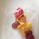 LEGO City Advent Calendar Set 4428-1 Subset Day 19 - Firefighter
