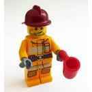 LEGO City Advent Calendar Set 4428-1 Subset Day 19 - Firefighter
