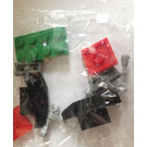 LEGO City Advent Calendar Set 4428-1 Subset Day 22 - Santa's Sled