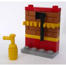 LEGO City Advent Calendar Set 4428-1 Subset Day 5 - Fire Equipment