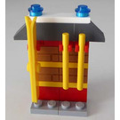 LEGO City Advent Calendar 4428-1 Subset Day 8 - Ski Equipment