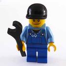 LEGO City Advent Calendar Set 4428-1 Subset Day 9 - Mechanic