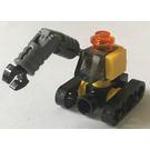LEGO City Advent Calendar Set 60024-1 Subset Day 22 - Toy Excavator