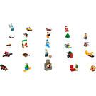 LEGO City Advent Calendar Set 60155-1