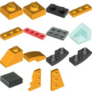 LEGO City Advent Calendar Set 60155-1 Subset Day 10 - Airplane Toy
