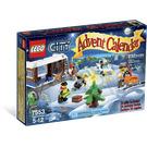 LEGO City Advent Calendar Set 7553-1