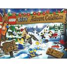 LEGO City Advent Calendar Set 7724-1