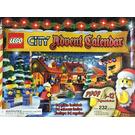 LEGO City Advent Calendar Set 7907-1