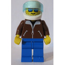 LEGO City Airport Helicopter Pilot Minifigure