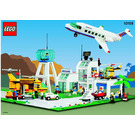 LEGO City Airport Set (City Logo Box) 10159-1 Instructions