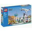 LEGO City Airport Set (City Logo Box) 10159-1 Packaging