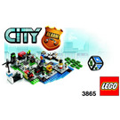 LEGO City Alarm (3865) Instructions
