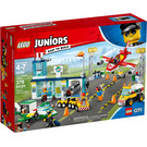 LEGO City Central Airport Set 10764 Packaging