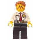 LEGO City Fire Chief Minifigure