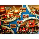 LEGO City Fire Value Pack Set 65777