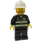LEGO City Fireman Minifigure