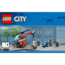 LEGO City Hospital Set 60204 Instructions