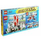LEGO City Medical Super Pack Set 66193