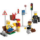 LEGO City Minifigure Collection Set 8401
