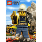 LEGO City Mining Postcard