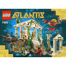 LEGO City of Atlantis Set 7985 Instructions