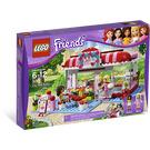 LEGO City Park Cafe Set 3061 Packaging