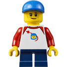 LEGO City People Pack Boy with Blue Cap Minifigure