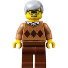 LEGO City People Pack Grandfather Minifigure