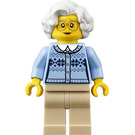 LEGO City People Pack Grandmother Minifigure
